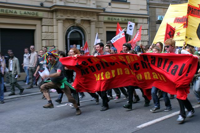 Bewegungsgespräch: Die Krise der Krisenproteste