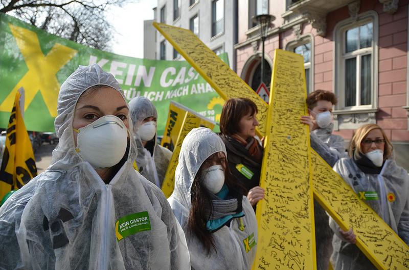 Bewegungsgespräch: Umweltbewegung und Endlagersuche