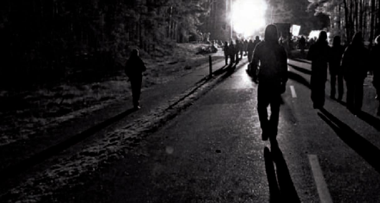 """""""Die Protestmacher"""" bei der langen Nacht der Wissenschaften"""
