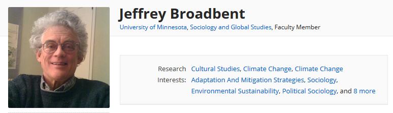 Jeffrey Broadbent zu Gast