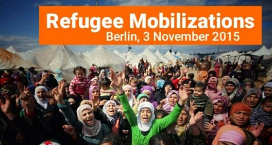 Workshop Refugee Mobilizations