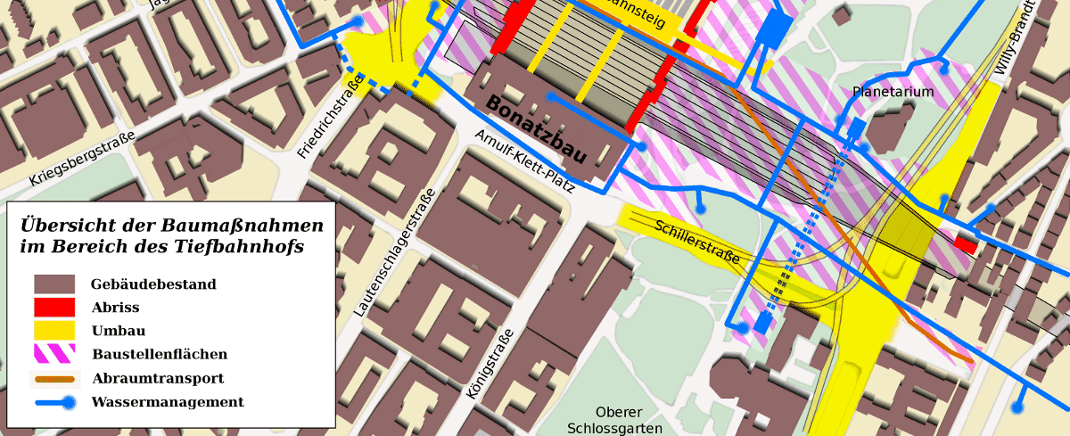 Stuttgart21 Baustelle Stoeffler (cc by 3.0)