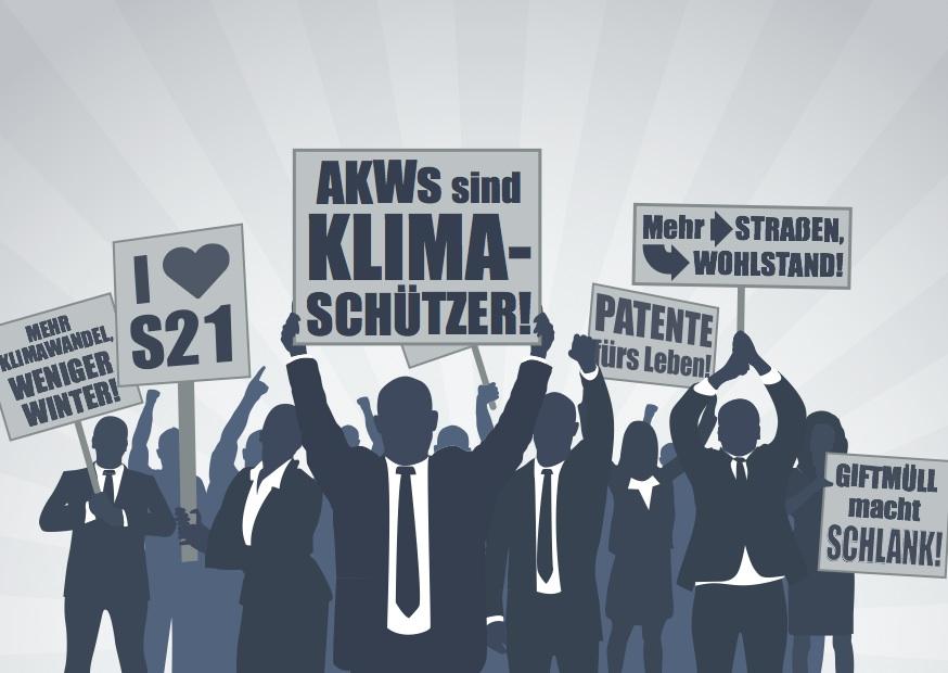 Bewegungsgespräch: Künstliche und gesteuerte Bürgerinitiativen?