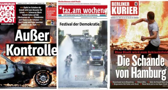 Call for papers: Proteste im (Zerr)spiegel der Massenmedien – Workshop des AK Medien